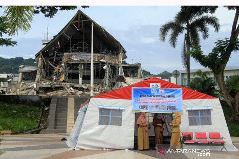 ASN mulai berkantor pascagempa bumi Sulbar