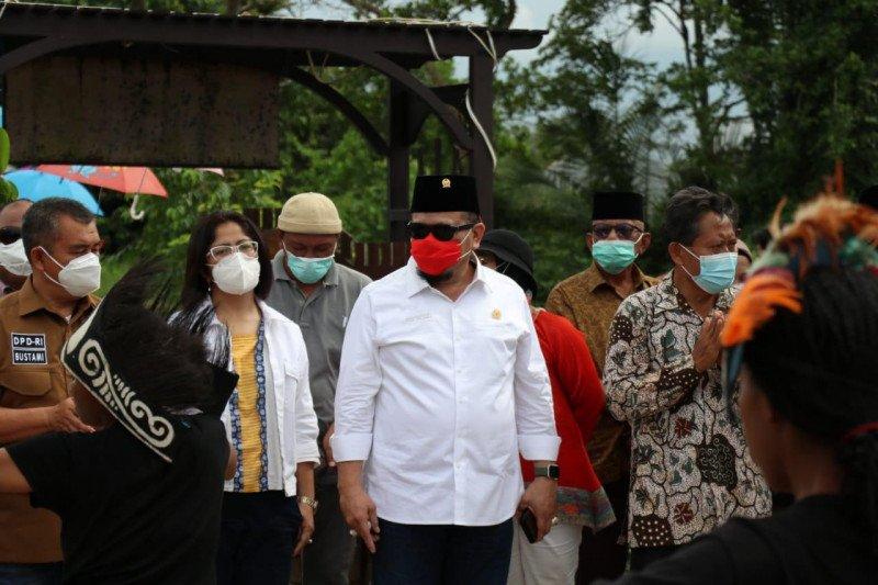 Ketua DPD: Pemerintah beri perhatian serius Papua dan Papua Barat