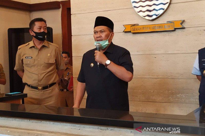 Pemkot Bandung antisipasi klaster COVID-19 pada libur panjang Imlek