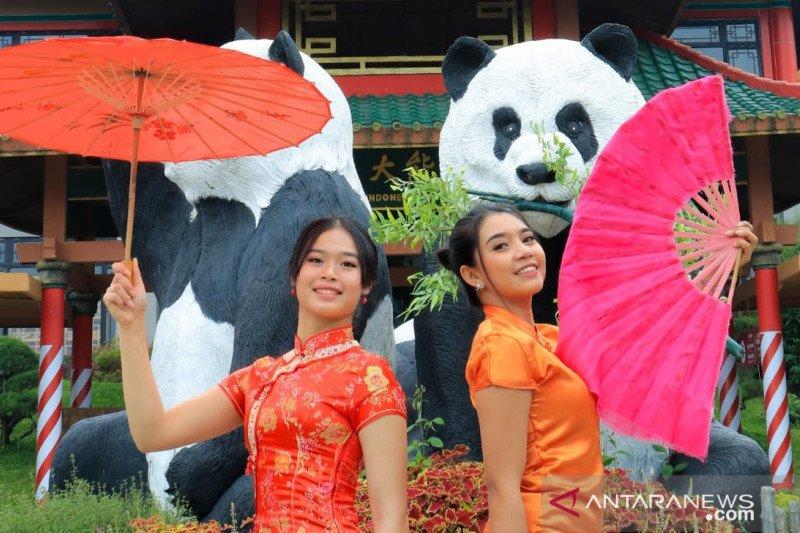 Dengan prokes ketat, TSI Cisarua siapkan acara Imlek di Istana Panda