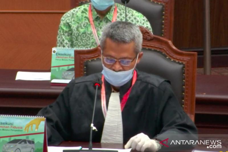 KPU Sumbar : MK tidak berwenang mengadili gugatan Mulyadi
