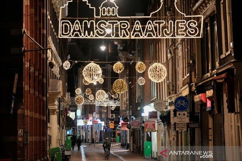 Lawan COVID, Belanda perpanjang jam malam hingga 3 Maret