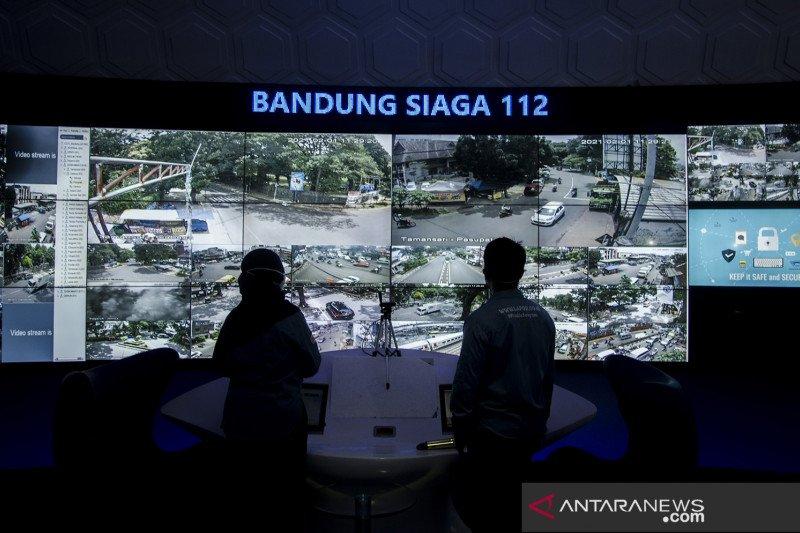 Rencana penerapan tilang elektronik di Kota Bandung dan Kota Cirebon