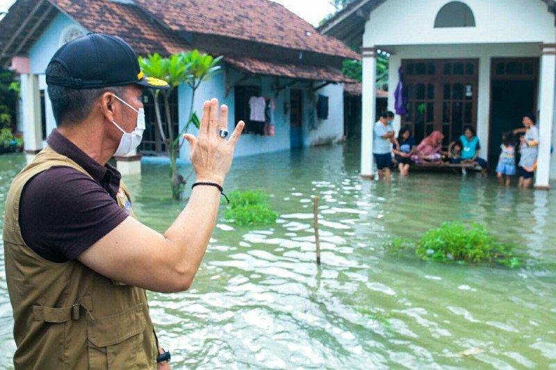 Pemkab Kudus siapkan tempat pengungsian bagi korban banjir
