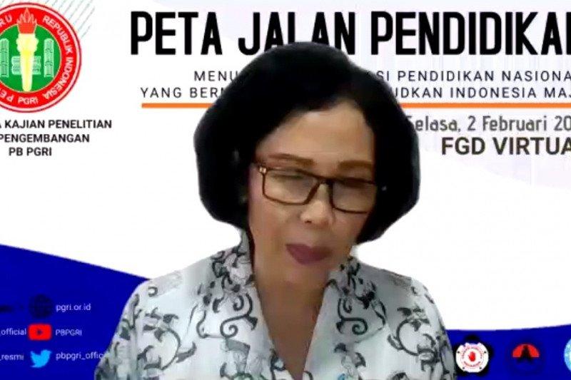 PGRI minta Kemendikbud tak bikin pernyataan yang meresahkan guru