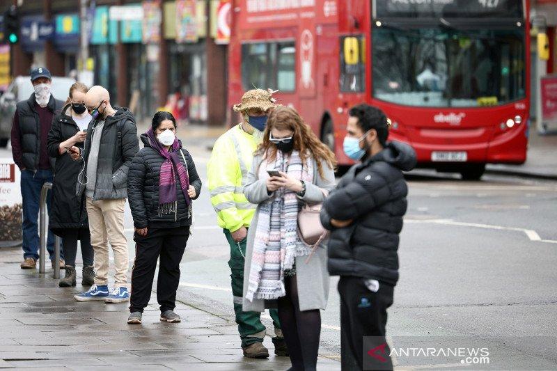 Aktivis 'Black Lives Matter' Inggris kritis usai penembakan