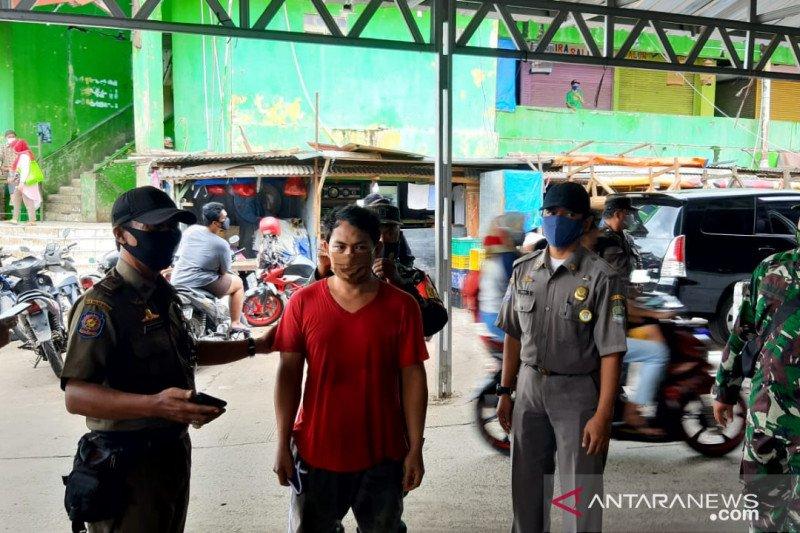 56 pelanggar terjaring operasi yustisi Pemkot Bekasi