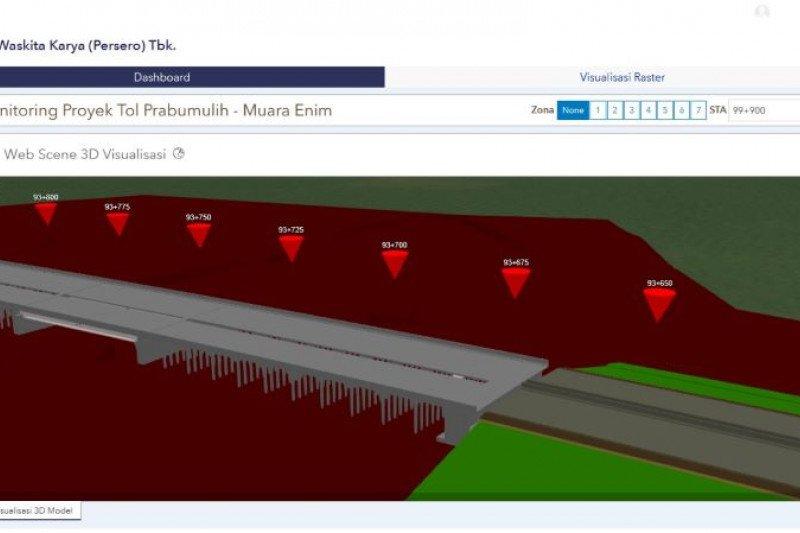 Waskita Karya gandeng Esri kembangkan infrastruktur berbasis GeoBIM