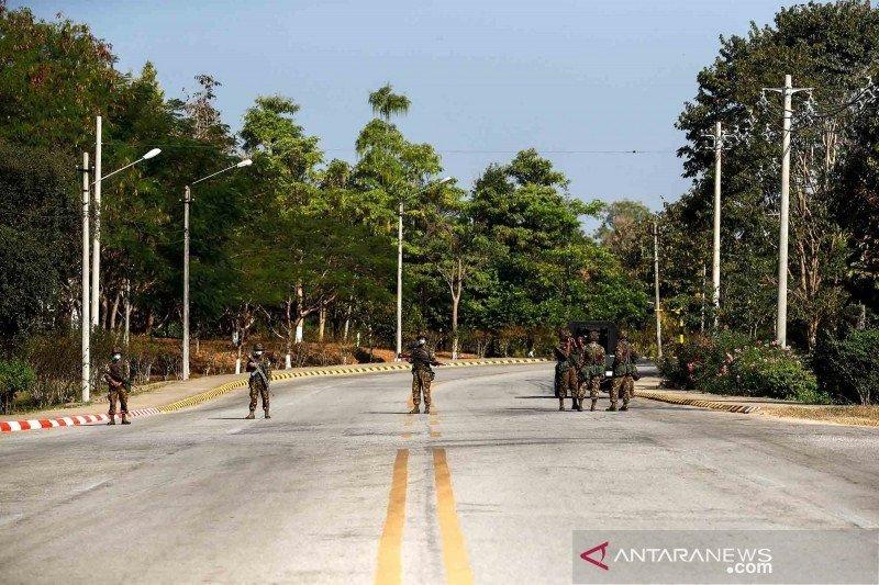 AS akan evaluasi bantuan untuk Myanmar setelah kudeta militer