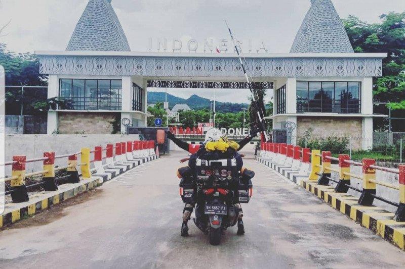 All New NMAX 155 Connected jelajah 5.000 km ke Timor Leste