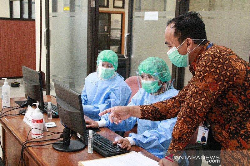 BPJS Kesehatan Kediri pastikan aplikasi data penerima vaksin baik