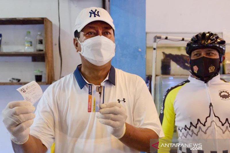Wali Kota Magelang: Retribusi pasar makin efisien dengan e-retribusi