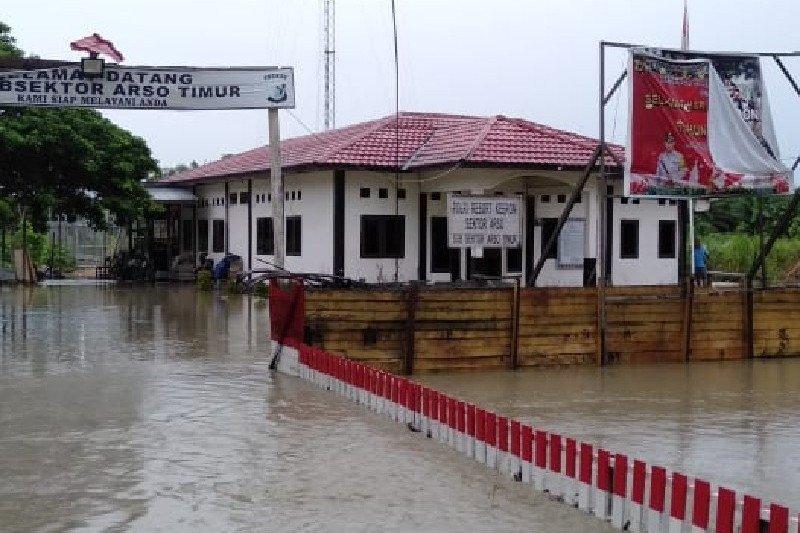 Bupati Keerom: Banjir terjadi karena tiga sungai meluap