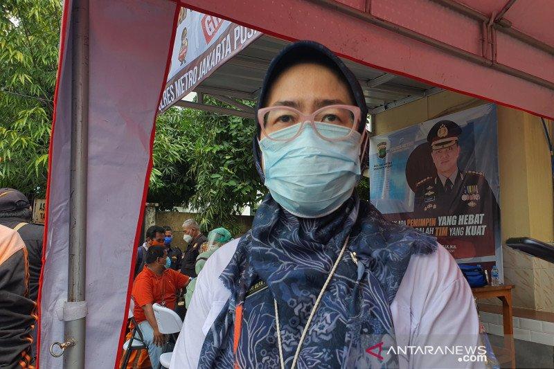 Kapuskesmas: Tak ada zona merah COVID-19 di Kecamatan Tanah Abang