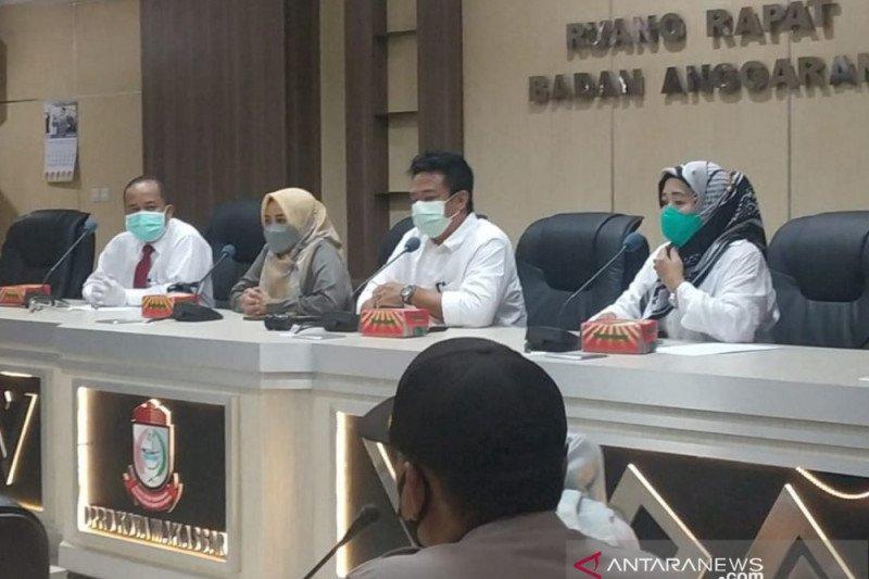 PHRI Sulsel datangi DPRD Pemkot Makassar pertanyakan dana hibah PEN