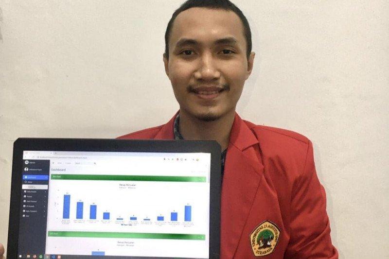 Mahasiswa Untag Surabaya buat aplikasi