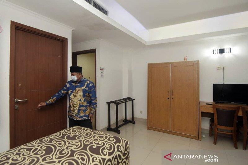 Jabar siapkan Asrama Haji Embarkasi Bekasi jadi pusat isolasi COVID-19