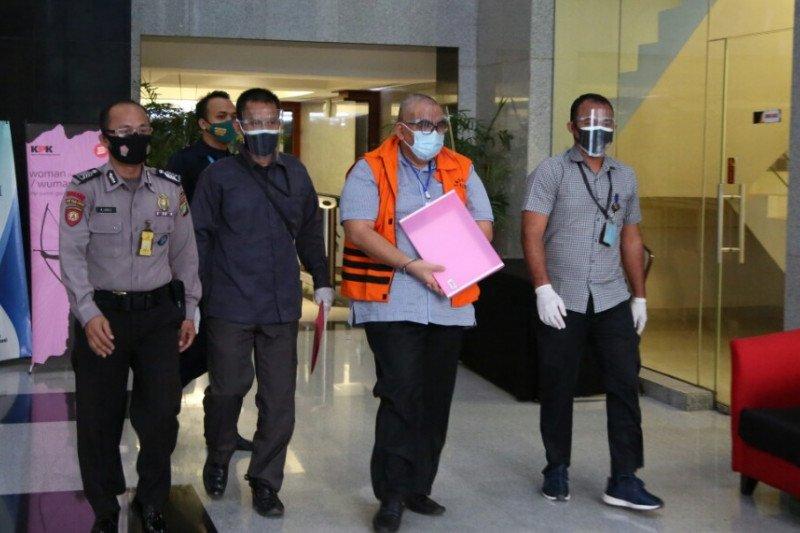 Mantan anggota DPR Irgan Chairul segera disidang perkara korupsi DAK