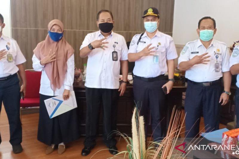 BMKG IV dan LPP RRI Makassar galang kerja sama peduli bencana