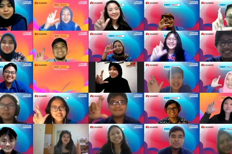 Huawei berikan pelatihan IoT dalam program XL Future Leaders