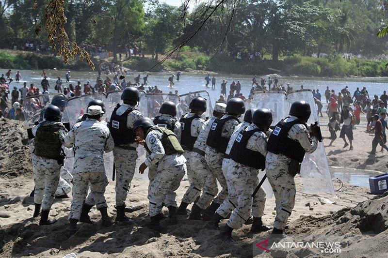 Hampir semua korban pembantaian di Meksiko adalah warga Guatemala
