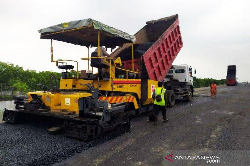 Menteri PUPR minta konstruksi Jalan lingkar Brebes-Tegal dipercepat