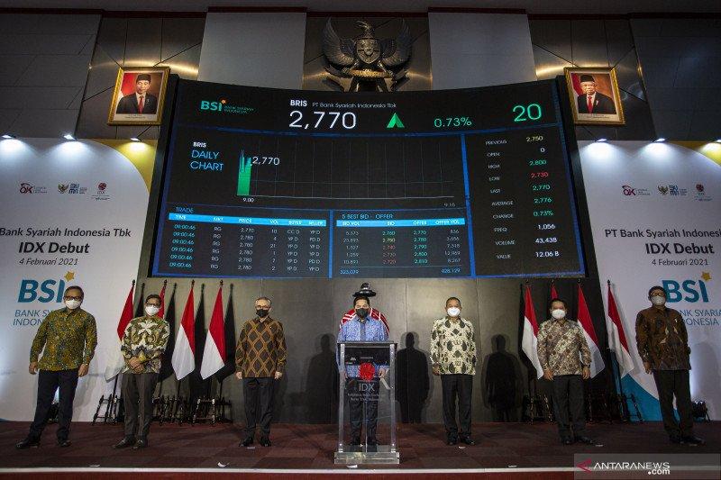 OJK ungkap empat strategi perbankan syariah menjadi raksasa