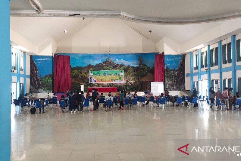 125 tenaga medis disiapkan untuk vaksinasi COVID-19 di Jayawijaya