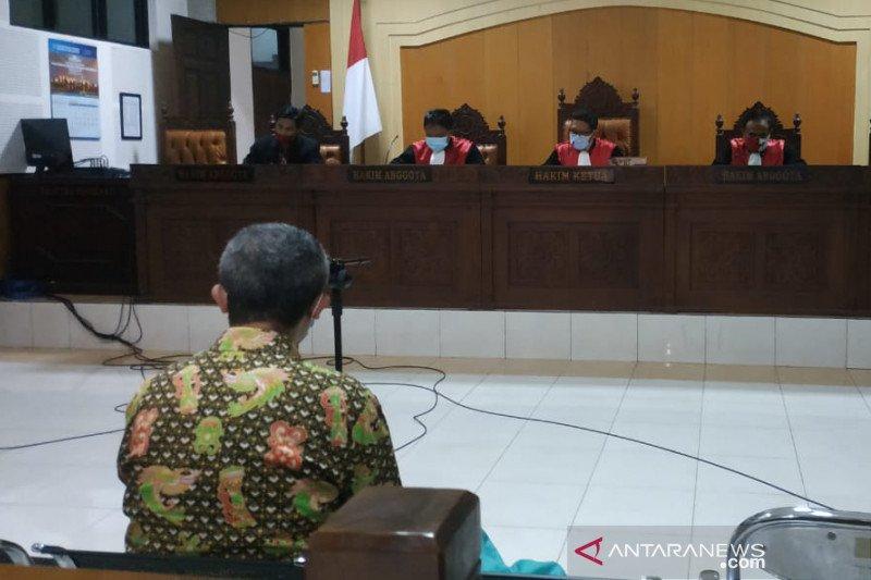 Mantan Kepala UPT Asrama Haji Lombok dituntut 18 bulan penjara