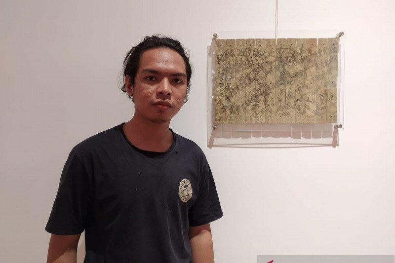 Mahasiswa Seni Rupa Undiksha raih juara dalam pameran internasional