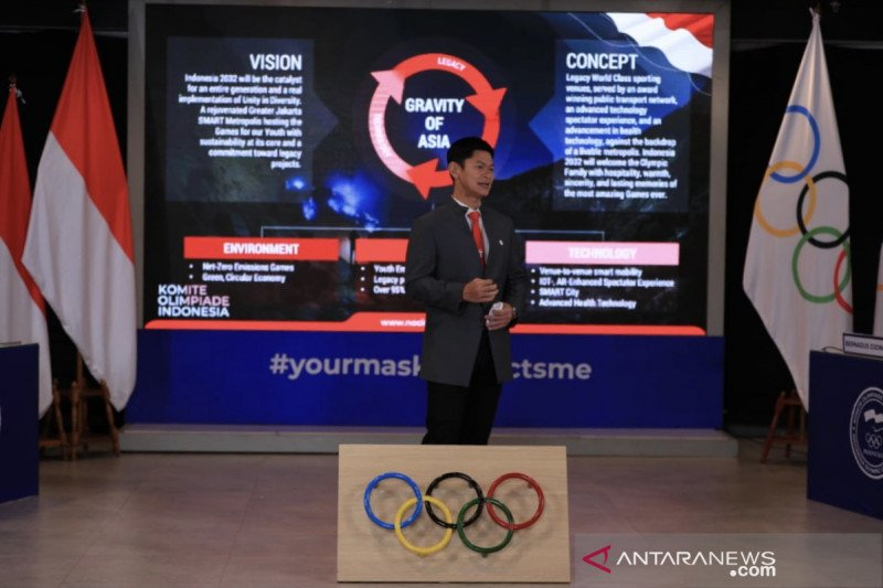 Indonesia dalam peta pencalonan tuan rumah Olimpiade 2032