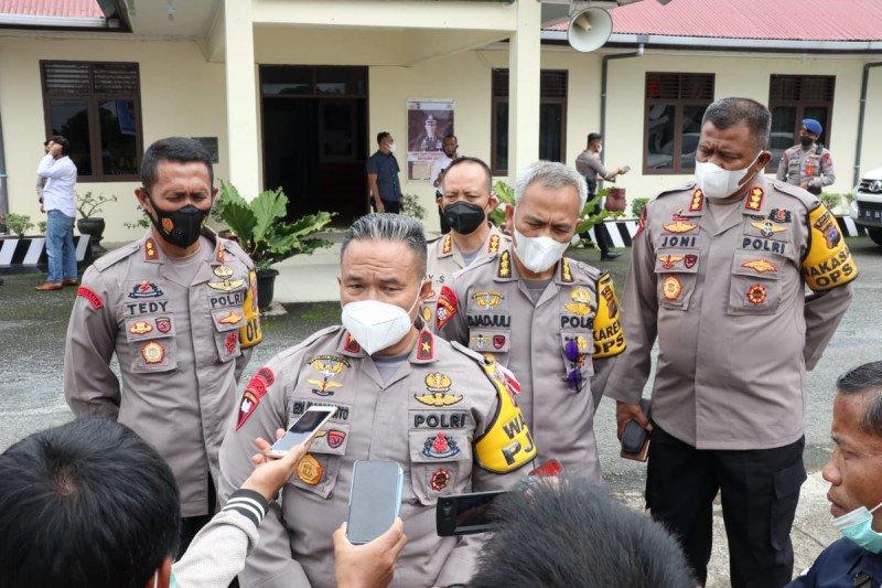 Wakapolda Sumbar: Kasus penembakan DPO sudah diproses secara hukum