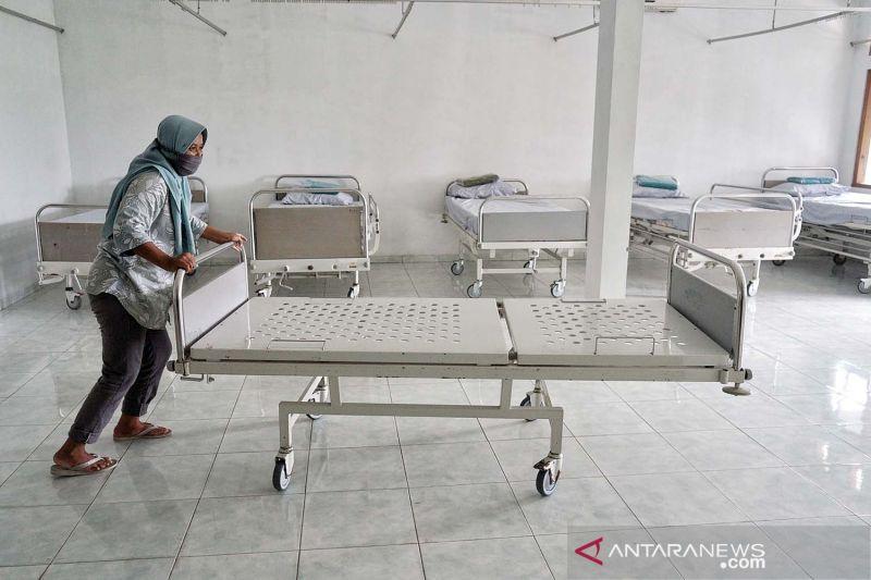 Pansus COVID-19 Yogyakarta khawatirkan BOR rumah sakit terus meningkat