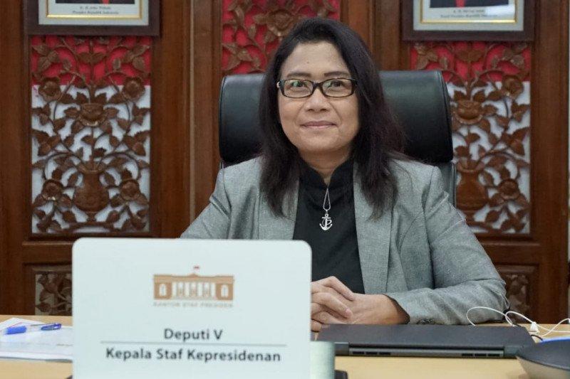 KSP: Pemerintah berkomitmen kuat jaga demokrasi