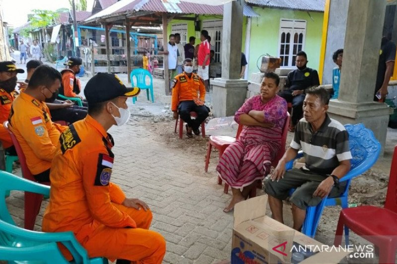 Tim SAR hentikan pencarian nelayan hilang di perairan Buton