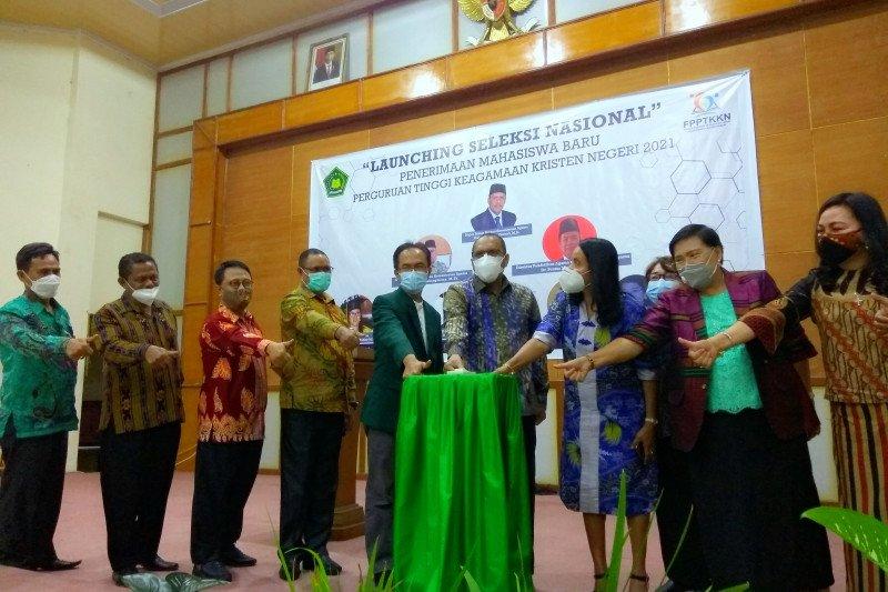 SNPTKKN diluncurkan Dirjen Binmas Kristen Kemenag di Ambon