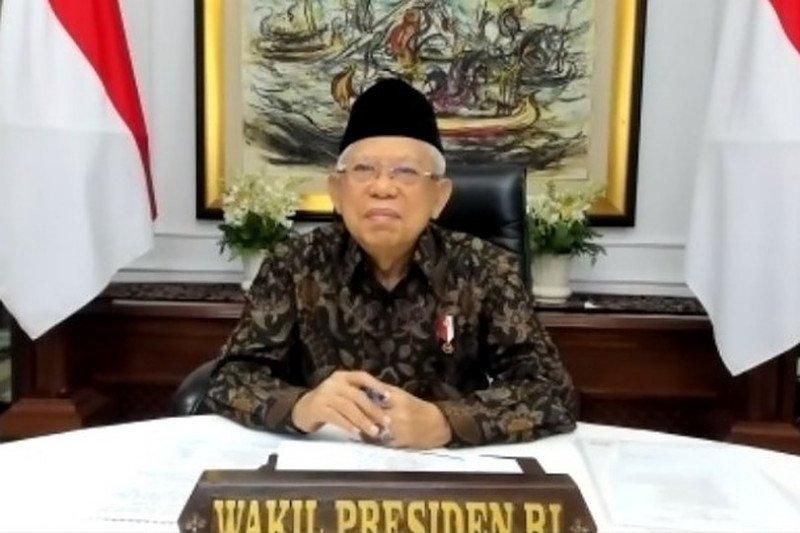 Songsong Ramadhan, Wapres dorong kampanye cinta zakat