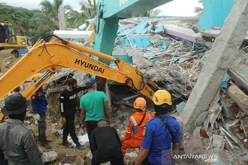 11 Puskesmas terdampak gempa di Sulbar mulai beroperasi