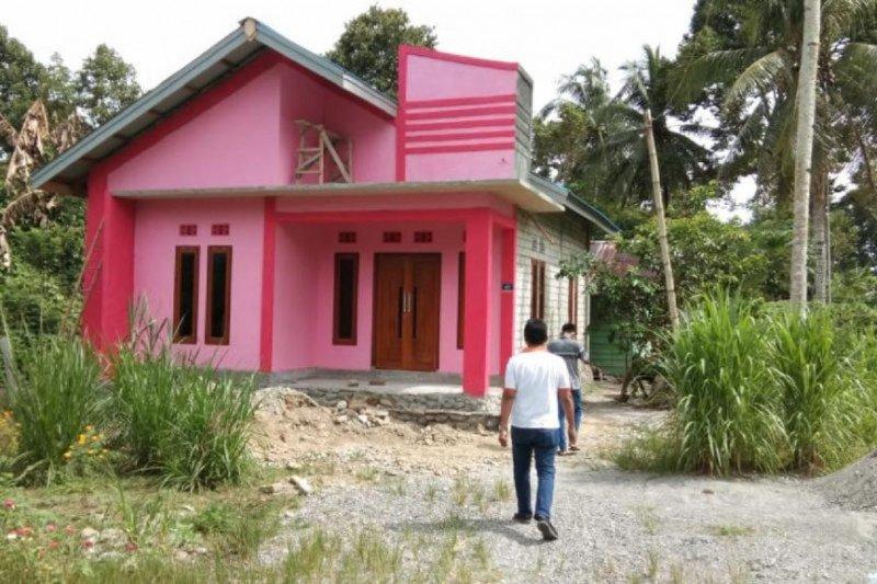 Kementerian PUPR gandeng BNI salurkan dana program bedah rumah di Riau