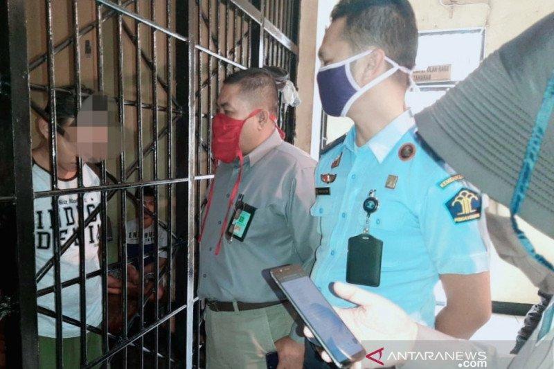Belasan WBP penerima asimilasi 2020 kembali ditangkap