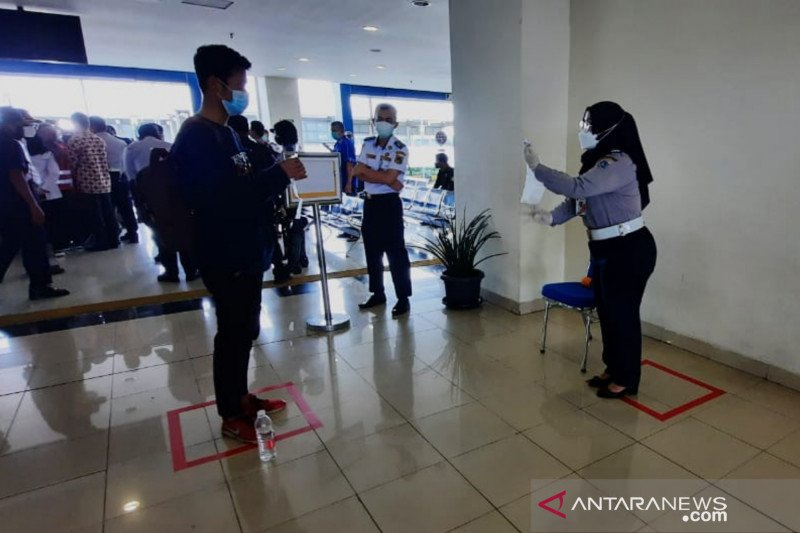 Penambahan pasien sembuh COVID-19 di Jakarta sebanyak 4.342