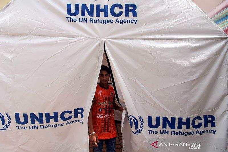 Puluhan orang Rohingya tertangkap saat tiba dengan perahu di Malaysia