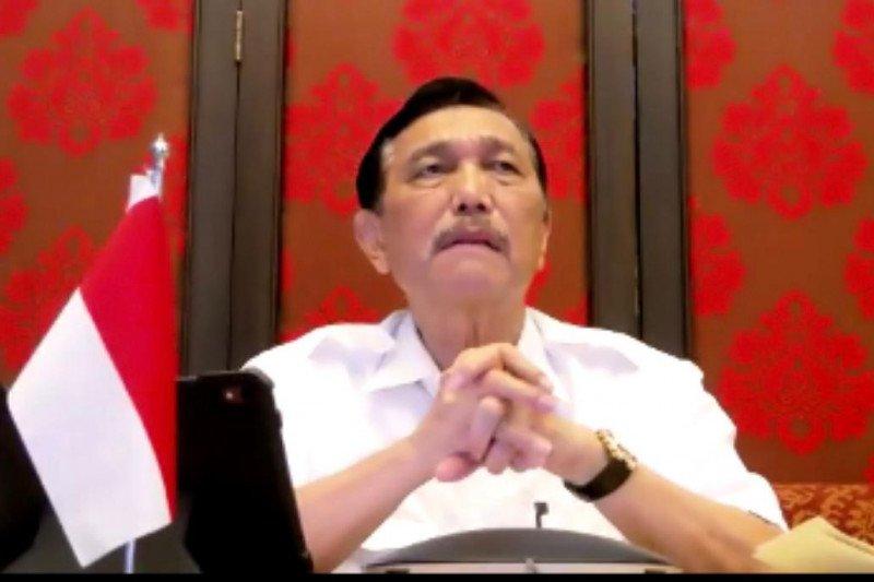 Menko Luhut ajak GP Ansor Jatim dukung pemulihan ekonomi nasional