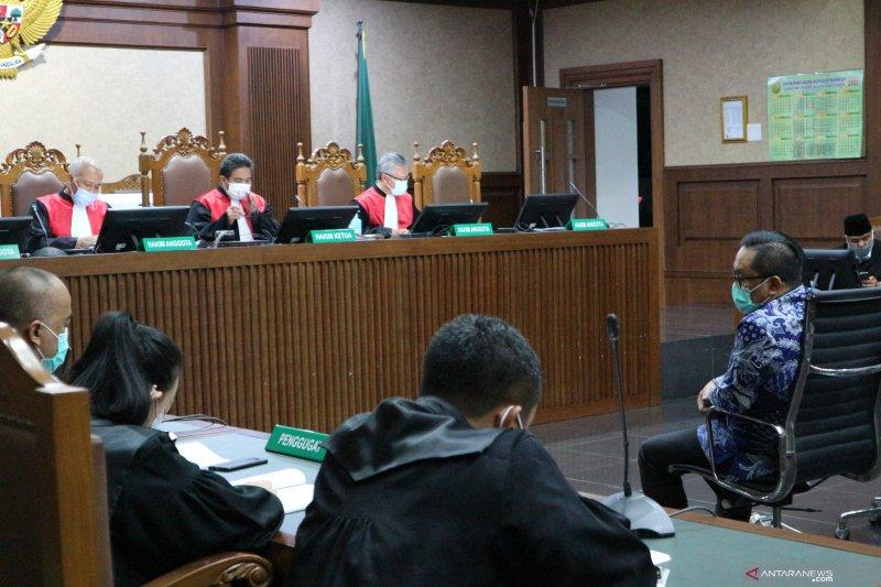 Brigjen Pol Prasetijo Utomo dituntut 2,5 tahun penjara
