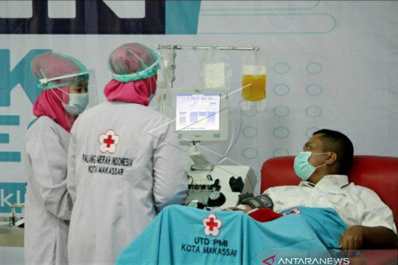 1,1 juta lebih pasien COVID-19 sudah sembuh