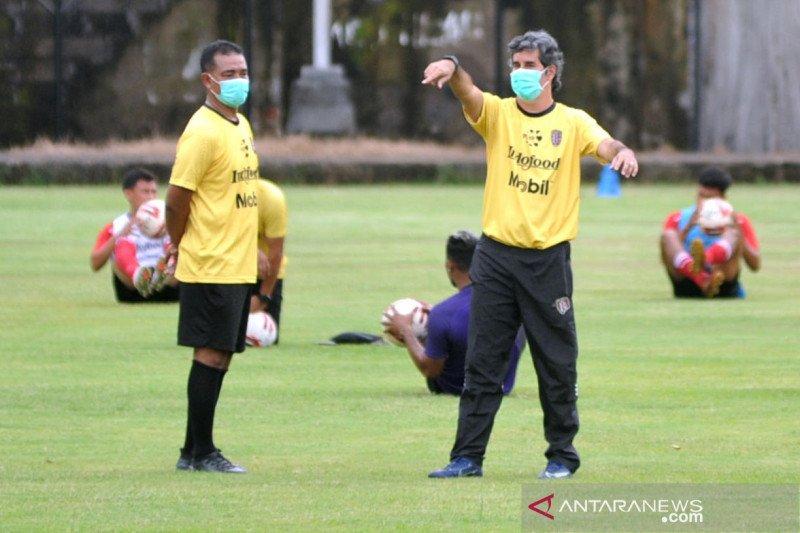 Bali United targetkan tiga poin lawan Persiraja
