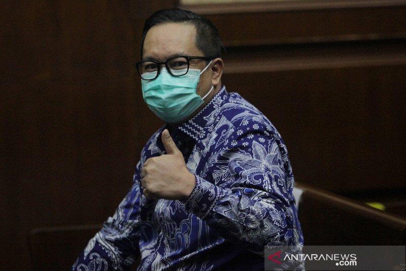 Prasetijo Utomo dituntut 2,5 tahun penjara