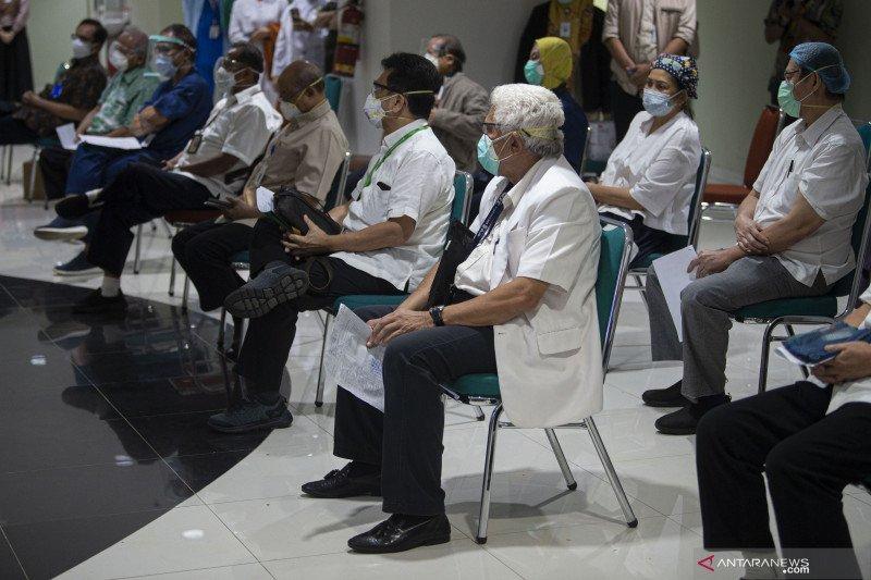 Penerima vaksin COVID-19 di Kepulauan Seribu tak alami KIPI