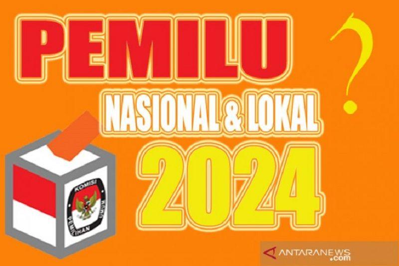 PKP bahas penyelenggaraan Pemilu 2024 dengan Presiden