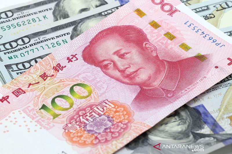 Yuan balik menguat 32 basis poin menjadi 6,4678 terhadap dolar AS